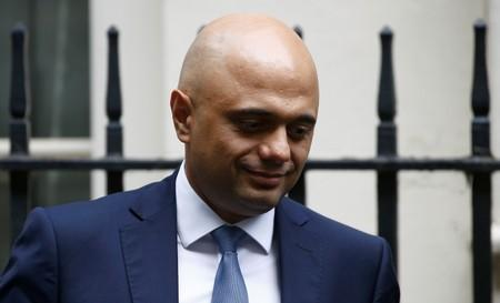 UK will leave the EU on Oct. 31 - finance minister Javid says