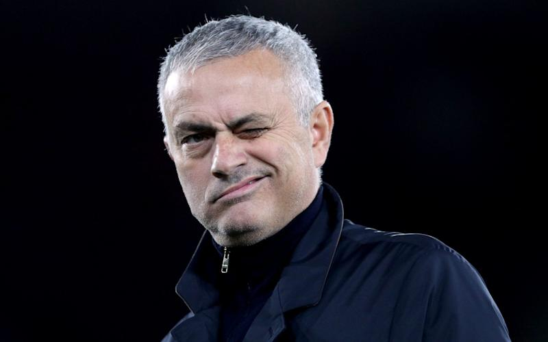 Jose Mourinho says time has told the true story about Manchester United - PA