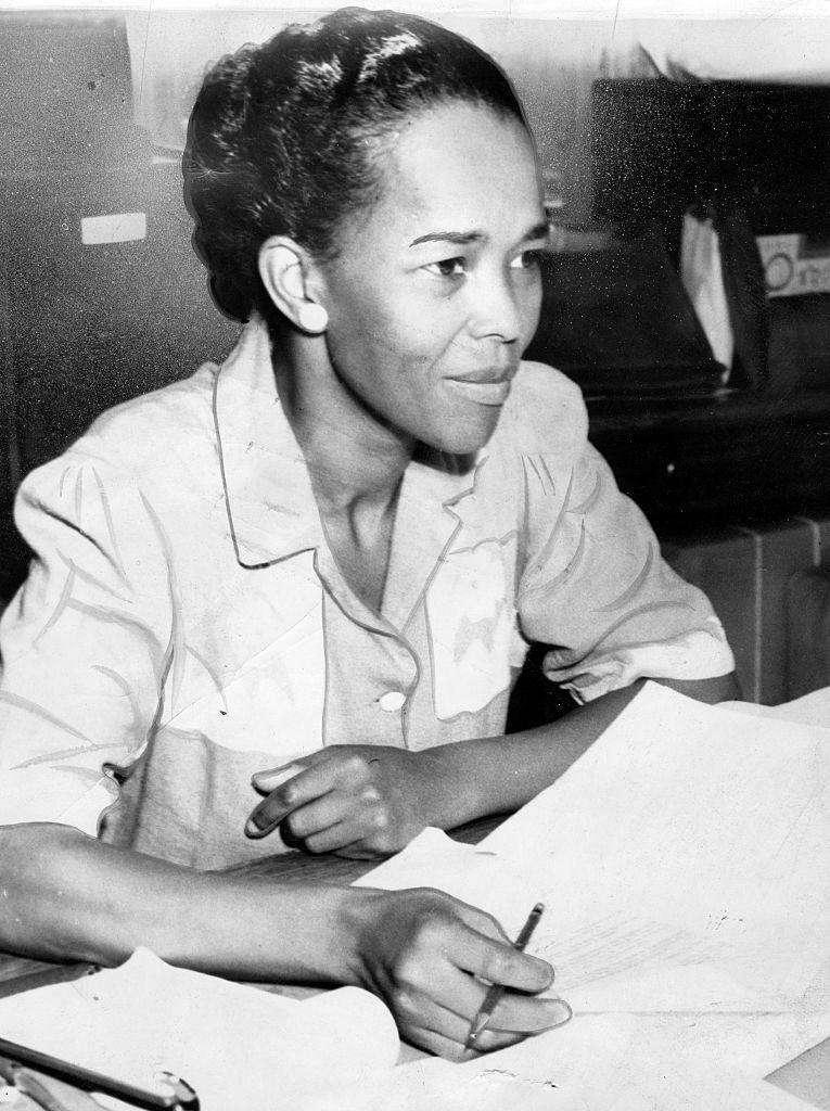 """<p>Baker was an essential activist during the civil rights movement. She <a href=""""https://ellabakercenter.org/who-was-ella-baker/"""" rel=""""nofollow noopener"""" target=""""_blank"""" data-ylk=""""slk:was a field secretary and branch director for the NAACP"""" class=""""link rapid-noclick-resp"""">was a field secretary and branch director for the NAACP</a> and also co-founded an organization that raised money to fight Jim Crow Laws. Additionally, Baker was a key organizer for Martin Luther King Jr.'s Southern Christian Leadership Conference (SCLC). But what was perhaps her biggest contribution to the movement was the Student Nonviolent Coordinating Committee (SNCC), which prioritized nonviolent protest, assisted in organizing the 1961 Freedom Rides, and aided in registering Black voters. <a href=""""https://ellabakercenter.org/"""" rel=""""nofollow noopener"""" target=""""_blank"""" data-ylk=""""slk:The Ella Baker Center for Human Rights"""" class=""""link rapid-noclick-resp"""">The Ella Baker Center for Human Rights</a> exists today to carry on her legacy</p>"""