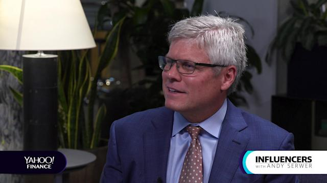 Qualcomm CEO Steve Mollenkopf is interviewed by Yahoo Finance's editor-in-chief, Andy Serwer.