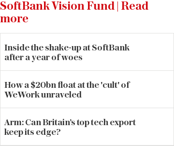SoftBank Vision Fund: read more