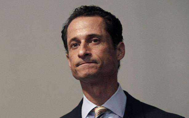 Anthony Weiner's Rehab Tour Is Working