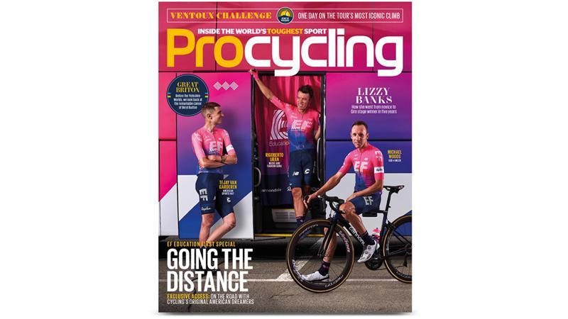 Christmas gifts for cyclists: Procycling subscription