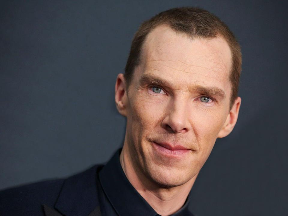 <p>The 'Mauritanian' star Benedict Cumberbatch: 'Guantanamo is the most expensive prison on Earth. And what are the results?'</p> (Matt Baron/Shutterstock)