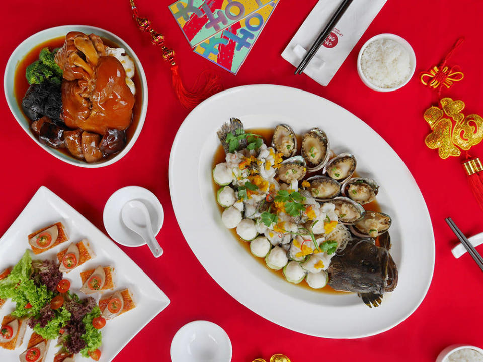 The Oriental Group of restaurants is optimistic about the upcoming Chinese New Year celebrations but also offer takeaway options. — Picture courtesy of The Oriental Group of restaurants' Facebook page