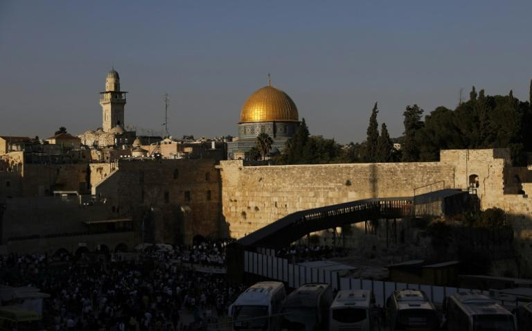 Australia considers recognizing Jerusalem as Israel's capital: Netanyahu