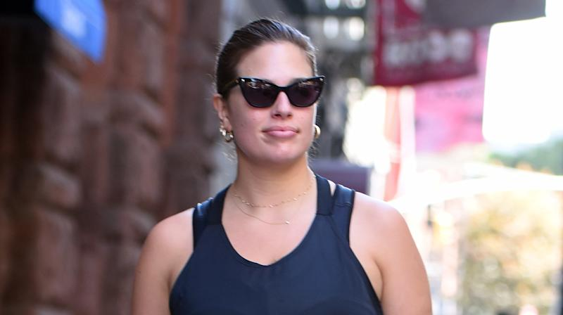 Ashley Graham Shares The Awful Comments She Gets When She Works Out