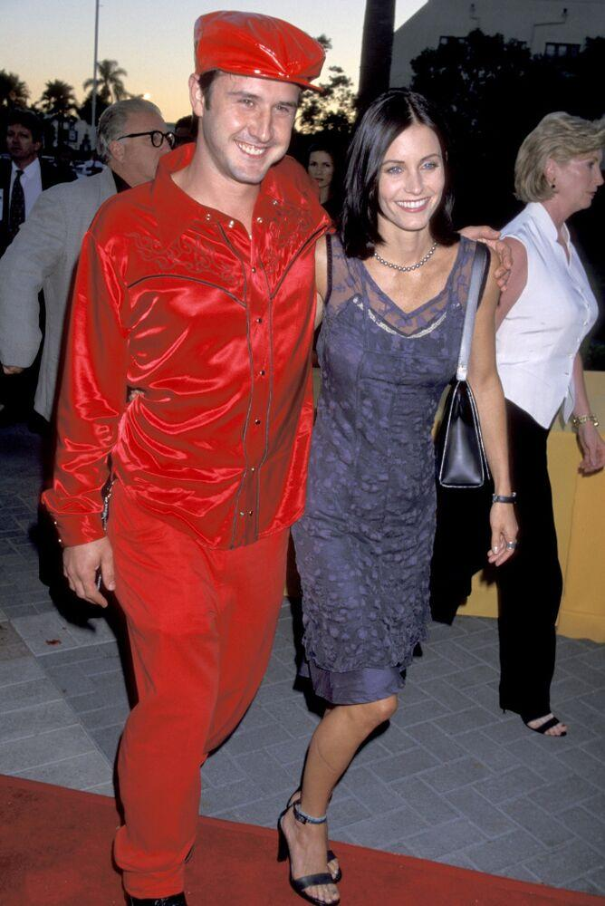 David Arquette and Courteney Cox | Jim Smeal/Ron Galella Collection/Getty Images