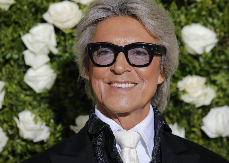 "Ten-time Tony winner Tommy Tune returns to the stage Sept. 16 alongside Chita Rivera for their new tour, ""Chita & Tune: Just In Time.""  (Eduardo Munoz / Reuters)"
