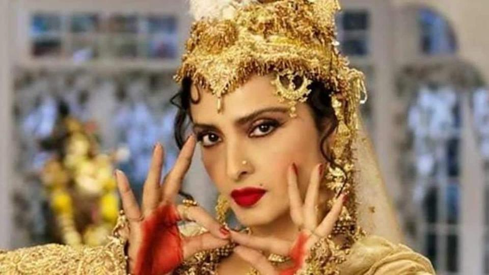 Happy birthday, Rekha: Most iconic movies of this evergreen actress