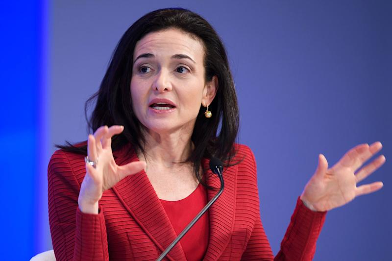 Fb's Sandberg, Twitter's Dorsey to go away Disney board