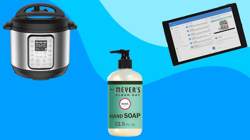 Take advantage of Tuesday with Amazon deals on pressure cookers, tablets and more.