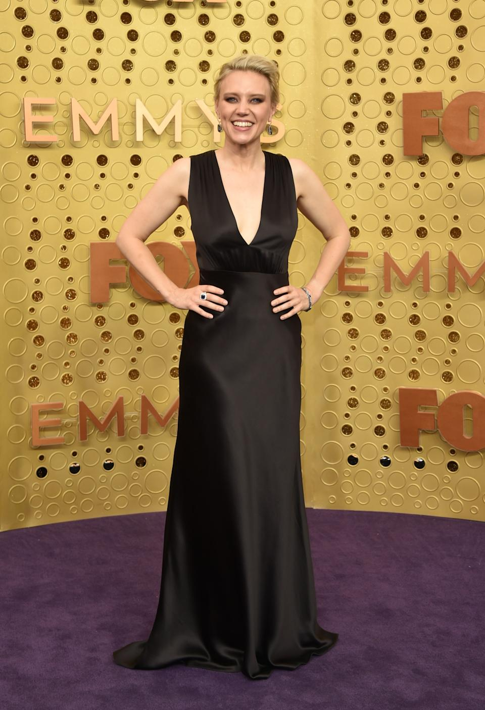 """<h1 class=""""title"""">Kate McKinnon in Narciso Rodriguez</h1><cite class=""""credit"""">Photo: Getty Images</cite>"""
