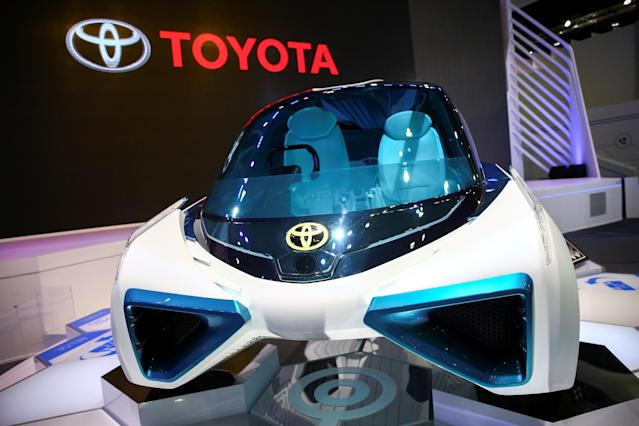 <p>Brand value: $50.29 billion<br>Change over last year: -6%<br>Best-selling model: Corolla<br><br>(REUTERS/Athit Perawongmetha/File Photo) </p>