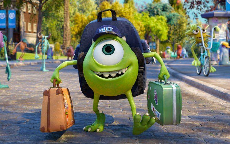 "<p>Mike Wazowski heads to college hoping to be a champion scarer, only to find that he's not as good at is as he thought. That's a tough lesson for a kids' movie — that you're not going to be good at everything, no matter how hard you try or practice — but thankfully there are enough <em>Animal House</em>-style antics (this time from monsters!) to soften the blow. </p><p><a class=""link rapid-noclick-resp"" href=""https://go.redirectingat.com?id=74968X1596630&url=https%3A%2F%2Fwww.disneyplus.com%2Fmovies%2Fmonsters-university%2F1jXFGfFl7WcX&sref=https%3A%2F%2Fwww.redbookmag.com%2Flife%2Fg35149732%2Fbest-pixar-movies%2F"" rel=""nofollow noopener"" target=""_blank"" data-ylk=""slk:DISNEY+"">DISNEY+</a> <a class=""link rapid-noclick-resp"" href=""https://www.amazon.com/Monsters-University-Theatrical-Version-Crystal/dp/B00G8P27PM?tag=syn-yahoo-20&ascsubtag=%5Bartid%7C10063.g.35149732%5Bsrc%7Cyahoo-us"" rel=""nofollow noopener"" target=""_blank"" data-ylk=""slk:AMAZON"">AMAZON</a></p><p><strong>RELATED:</strong> <a href=""https://www.goodhousekeeping.com/life/parenting/g23363159/best-kids-movies/"" rel=""nofollow noopener"" target=""_blank"" data-ylk=""slk:The Best Kids' Movies of All Time, From Old Classics to New Favorites"" class=""link rapid-noclick-resp"">The Best Kids' Movies of All Time, From Old Classics to New Favorites</a></p>"