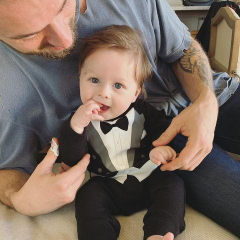 """<p>Nikki Bella is celebrating the New Year with her """"greatest gift,"""" her son Matteo. The new mom <a href=""""https://www.instagram.com/p/CJffUyksjji/"""" rel=""""nofollow noopener"""" target=""""_blank"""" data-ylk=""""slk:shared on Instagram"""" class=""""link rapid-noclick-resp"""">shared on Instagram</a> before heading to bed, """"Wanted to write a memorable 2020 post today and ran out of time. I'll get to that tomorrow. For tonight all I have to say is thank you 2020 for giving me the greatest gift I could have every prayed for, our Matteo. Happy New Year everyone! Hope you all had a memorable holiday. Here we go 2021!!!""""</p>"""