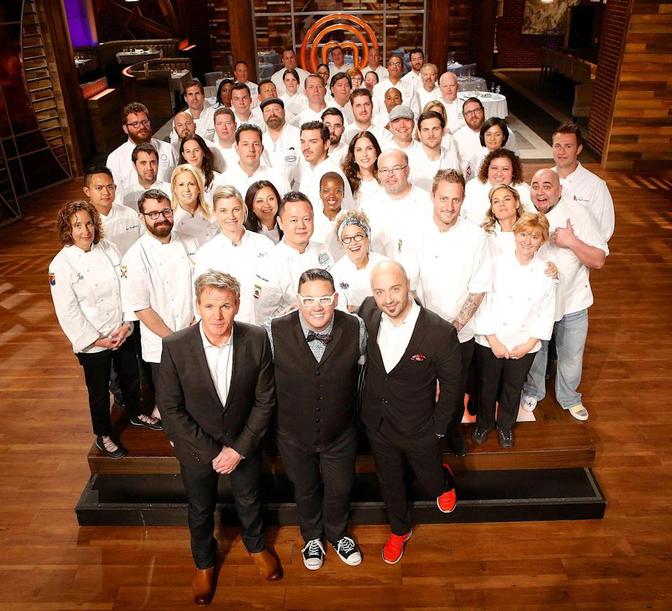"<p>Aside from some pre-registration online, it's relatively easy to attend an open casting call for <em>MasterChef</em>. You just have to <a href=""https://tv.avclub.com/what-it-s-like-to-be-a-contestant-on-masterchef-1798282063"" rel=""nofollow noopener"" target=""_blank"" data-ylk=""slk:prepare your best dish"" class=""link rapid-noclick-resp"">prepare your best dish</a> and bring it in to be sampled by a panel of expert chefs. Piece of cake.</p>"