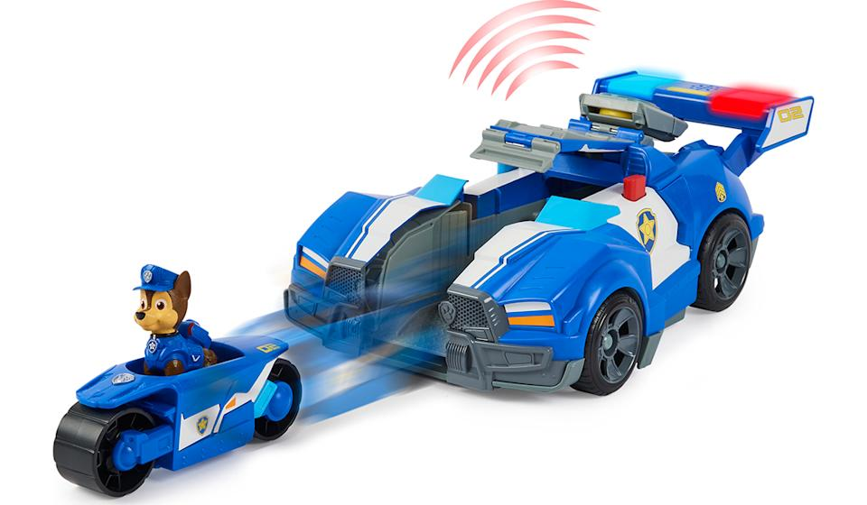 Double the vehicles, double the action, double the fun! (Photo: Walmart)