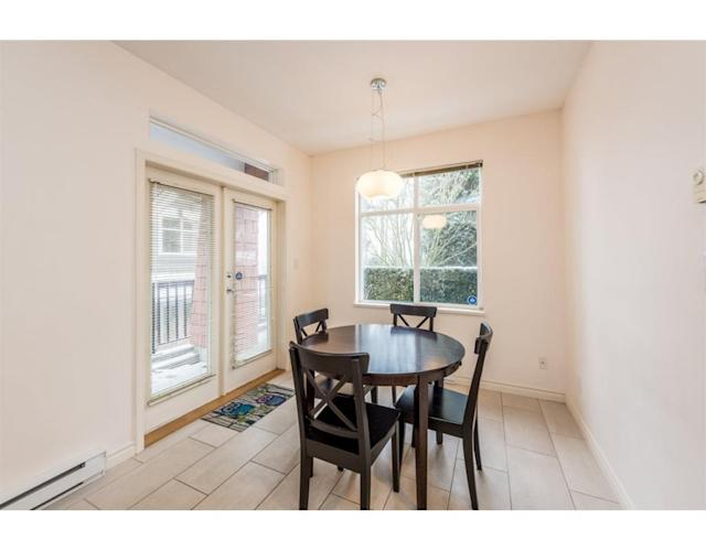 """<p><a href=""""https://www.zoocasa.com/burnaby-bc-real-estate/5102165-111-6878-southpoint-drive-burnaby-bc-v3n5e4-r2242042"""" rel=""""nofollow noopener"""" target=""""_blank"""" data-ylk=""""slk:6878 Southpoint Drive, Burnaby, B.C."""" class=""""link rapid-noclick-resp"""">6878 Southpoint Drive, Burnaby, B.C.</a><br> From the kitchen, you can walk out to the wraparound patio.<br> (Photo: Zoocasa) </p>"""