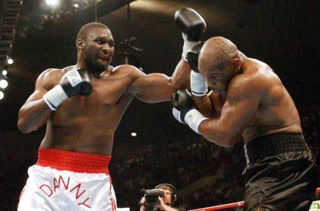 Williams v Tyson heavyweight contest