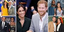 <p>From Barack and Michelle Obama to The Duke and Duchess of Sussex, we're rounding up the top power couples in entertainment, politics, fashion and beyond. Did someone say #RelationshipGoals? Click through to see the most influential duos of today. </p>