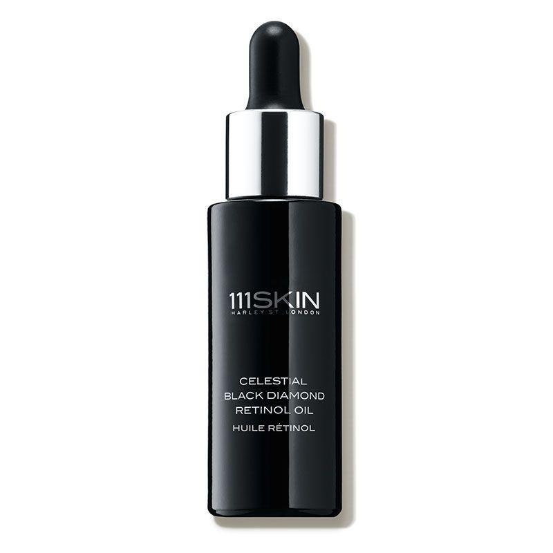 """<p><strong>111Skin</strong></p><p>dermstore.com</p><p><strong>$230.00</strong></p><p><a href=""""https://go.redirectingat.com?id=74968X1596630&url=https%3A%2F%2Fwww.dermstore.com%2Fproduct_Celestial%2BBlack%2BDiamond%2BRetinol%2BOil%2B_74563.htm&sref=https%3A%2F%2Fwww.marieclaire.com%2Fbeauty%2Fg33597196%2Fbest-retinol-creams%2F"""" rel=""""nofollow noopener"""" target=""""_blank"""" data-ylk=""""slk:SHOP IT"""" class=""""link rapid-noclick-resp"""">SHOP IT</a></p><p>'Comfortable' usually isn't the first word that comes to mind when you think of retinol—it can be a little abrasive for new users and those with sensitive skin—but this luxurious oil makes the case. The rich oil coats skin in both wrinkle-fighting retinol and hydration. </p>"""