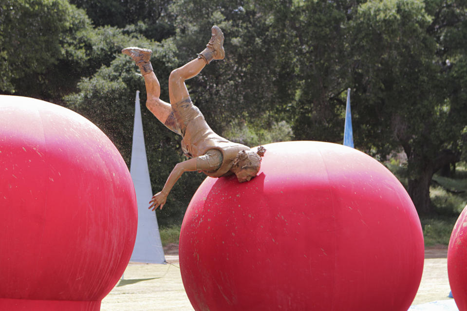 'Wipeout'. (Photo by Mike Weaver/Walt Disney Television via Getty Images)