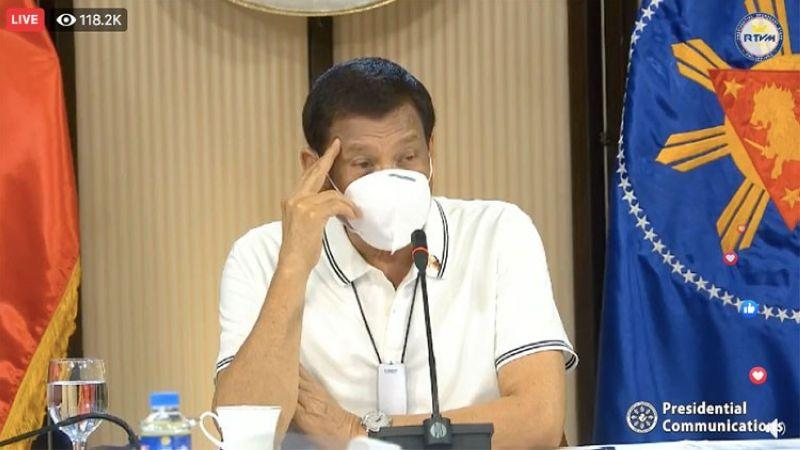 Duterte extends ECQ in NCR, 25 other areas until May 15