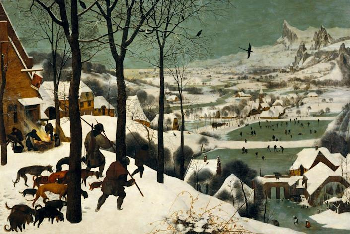 """<span class=""""caption"""">The Little Ice Age brought some bitter extremes.</span> <span class=""""attribution""""><a class=""""link rapid-noclick-resp"""" href=""""https://commons.wikimedia.org/wiki/File:Pieter_Bruegel_the_Elder_-_Hunters_in_the_Snow_(Winter)_-_Google_Art_Project.jpg"""" rel=""""nofollow noopener"""" target=""""_blank"""" data-ylk=""""slk:Pieter Bruegel the Elder, 1565"""">Pieter Bruegel the Elder, 1565</a></span>"""