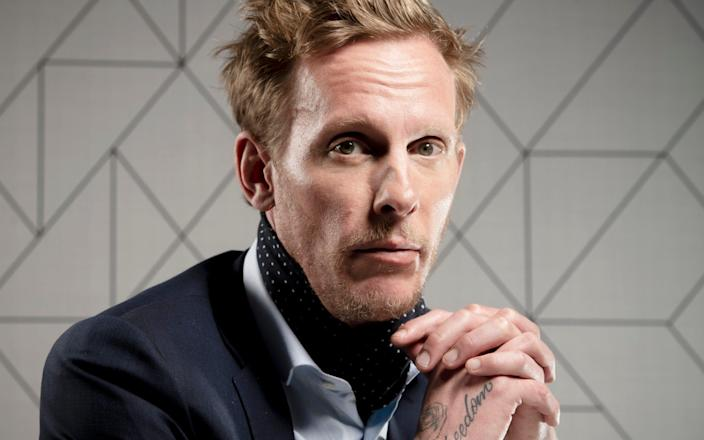 Actor and Mayoral candidate Laurence Fox - Geoff Pugh