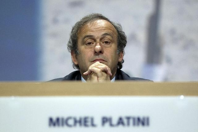 The former France and Juventus legend Michel Platini had his initial eight-year FIFA ban reduced by two years by judges from the European Court of Human Rights (AFP Photo/SEBASTIAN DERUNGS)