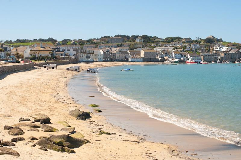 The Scilly Isles feel a world away from the mainlandGetty Images/iStockphoto