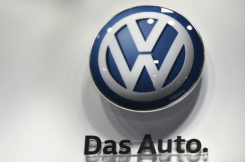 A non-governmental organization, the International Council on Clean Transportation, brought to light that Volkswagen had installed illegal software on its diesel cars to to fool pollution testing devices (AFP Photo/Mandel Ngan)