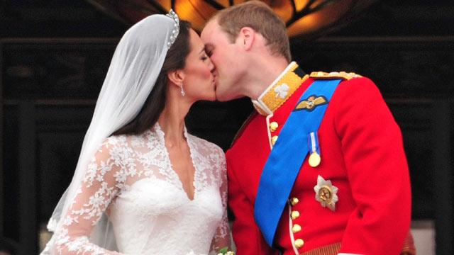 'The Kate Effect': 6 Tips for Adding a Royal Touch to Your Wedding Day