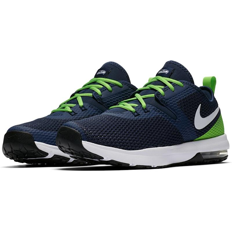 Men's Nike Seattle Seahawks Air Max Typha 2 Shoes