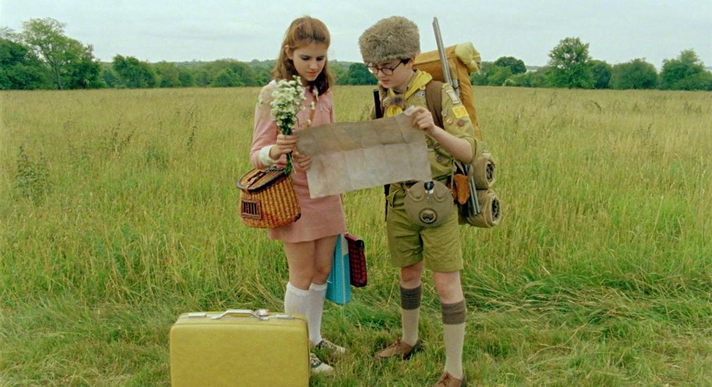 "Kara Hayward and Jared Gilman in Focus Features' ""Moonrise Kingdom"" - 2012"