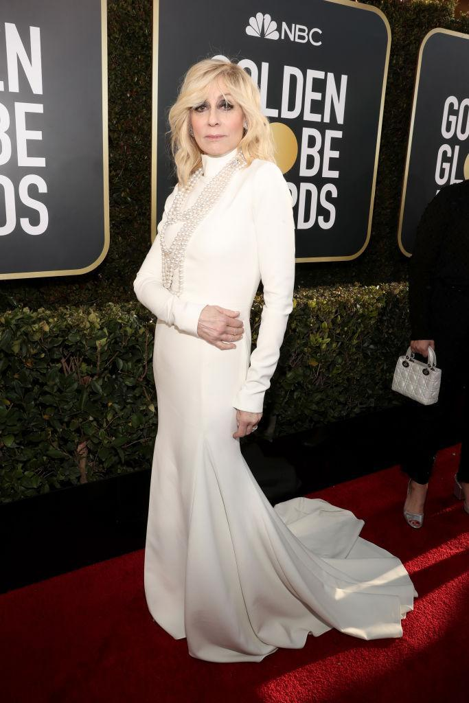 <p>Judith Light attends the 76th Annual Golden Globe Awards at the Beverly Hilton Hotel in Beverly Hills, Calif., on Jan. 6, 2019. (Photo: Getty Images) </p>
