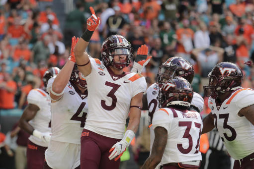 Virginia Tech star CB Farley to skip college football season