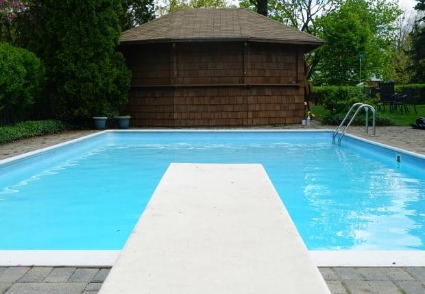 Quebec is changing its rules to make pools built before 2010 subject to its safety standards.  (Colin Butler/CBC News - image credit)