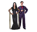 """<p>The Addams family is easily one of the creepiest families in all of pop culture, so who better to dress up as than the heads of the spookiest, ookiest family out there?</p><p><strong><a class=""""link rapid-noclick-resp"""" href=""""https://www.amazon.com/Collar-Sleeve-Female-Elegant-Vestidos/dp/B07YW7DKWC?tag=syn-yahoo-20&ascsubtag=%5Bartid%7C10070.g.28669645%5Bsrc%7Cyahoo-us"""" rel=""""nofollow noopener"""" target=""""_blank"""" data-ylk=""""slk:Shop Women's Costume"""">Shop Women's Costume</a></strong></p><p><strong><a class=""""link rapid-noclick-resp"""" href=""""https://www.amazon.com/Rubies-Addams-Family-Costume-Standard/dp/B001CRPBSQ?tag=syn-yahoo-20&ascsubtag=%5Bartid%7C10070.g.28669645%5Bsrc%7Cyahoo-us"""" rel=""""nofollow noopener"""" target=""""_blank"""" data-ylk=""""slk:Shop Men's Costume"""">Shop Men's Costume</a><br></strong></p>"""