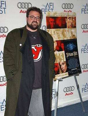 "Premiere: <a href=""/movie/contributor/1800020930"">Kevin Smith</a> at the Hollywood AFI special screening of Samuel Goldwyn Films' <a href=""/movie/1809233751/info"">Southland Tales</a> - 11/02/2007<br>Photo: <a href=""http://www.wireimage.com"">Albert L. Ortega, WireImage.com</a>"