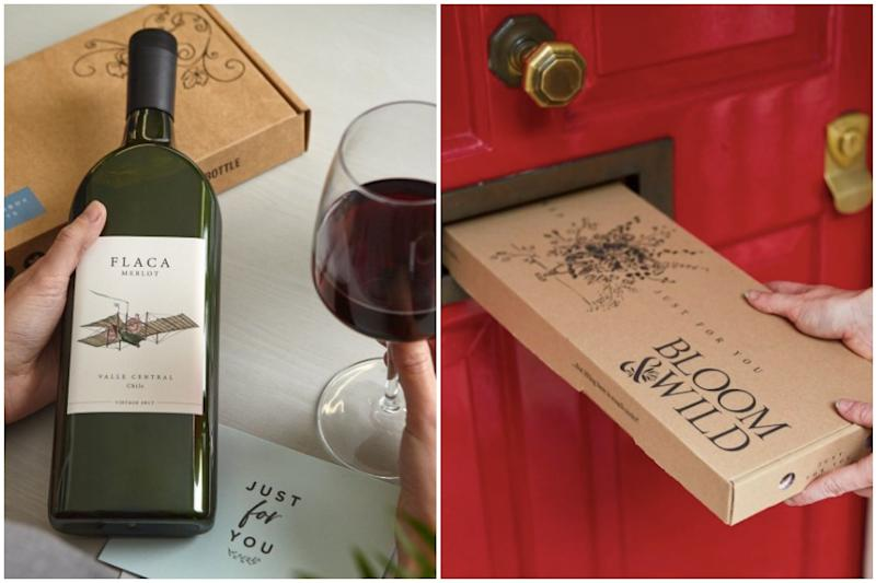 Wine Company Designs Eco-Friendly and 'Flat' Bottles That Fit Through Mail Boxes
