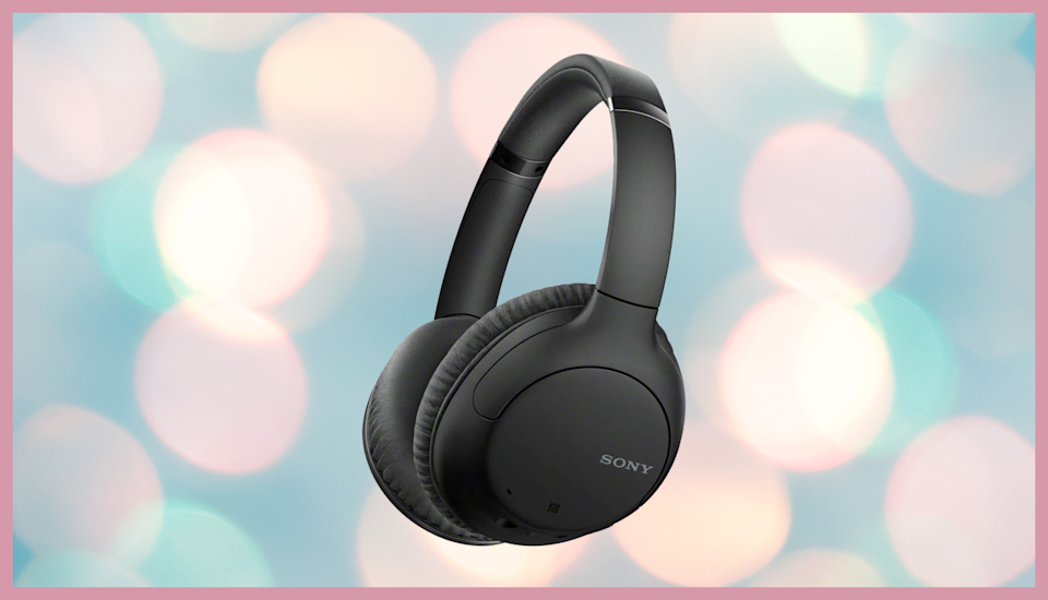 Save an incredible 56 percent on these Sony WH-CH710N Noise-Canceling Headphones. (Photo: Sony)