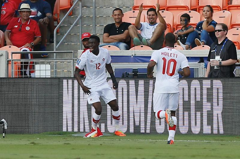 Canada remains on course at Gold Cup after draw vs. Costa Rica