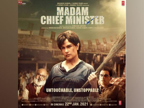 Poster of Madam Chief Minister (Image Source: Instagram)