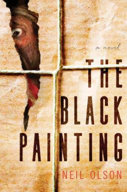Picture of The Black Painting Book