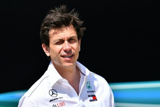Mercedes chief Toto Wolff concerned over Ferrari power