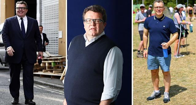 Tom Watson pictured, from left, in 2016, in 2012 and in June 2019. [Photo: Getty]