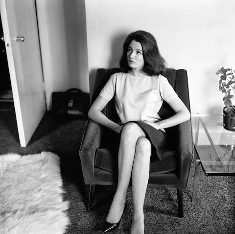 Christine Keeler - Credit: GETTY