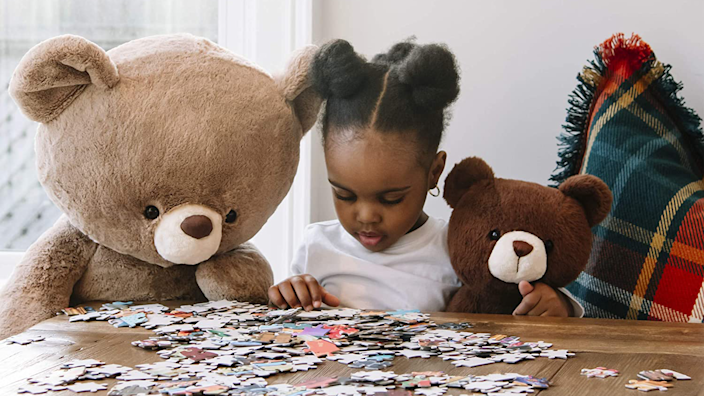 Best gifts and toys for 2-year-olds: Kai stuffed bear